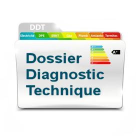 DDT – Le Dossier de Diagnostic Technique